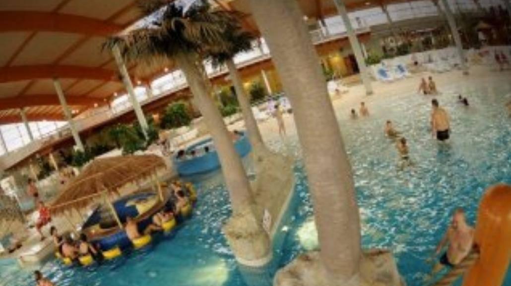 Aquapark na Walentynki i piąte urodziny