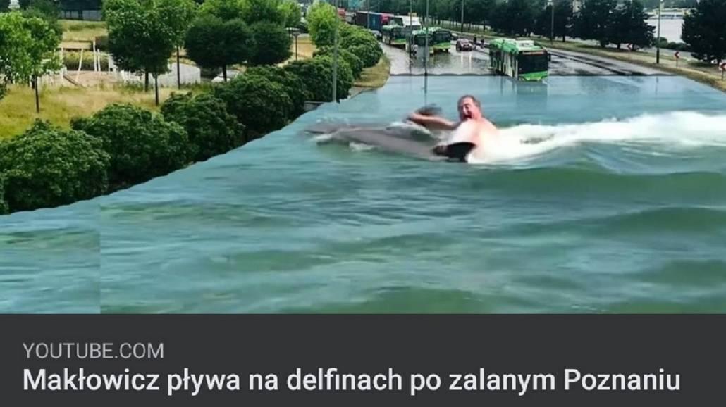 Memy o powodzi