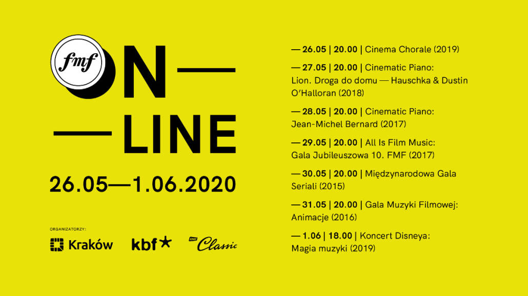13. FMF online program