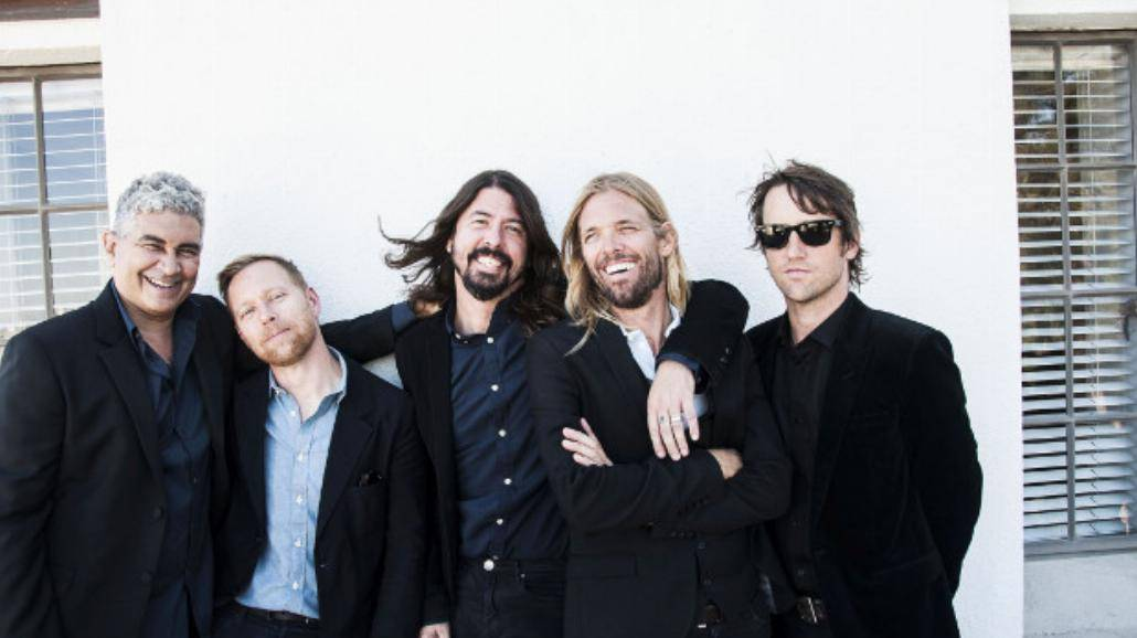 Bilety na Foo Fighters w sprzedaży! [WIDEO]