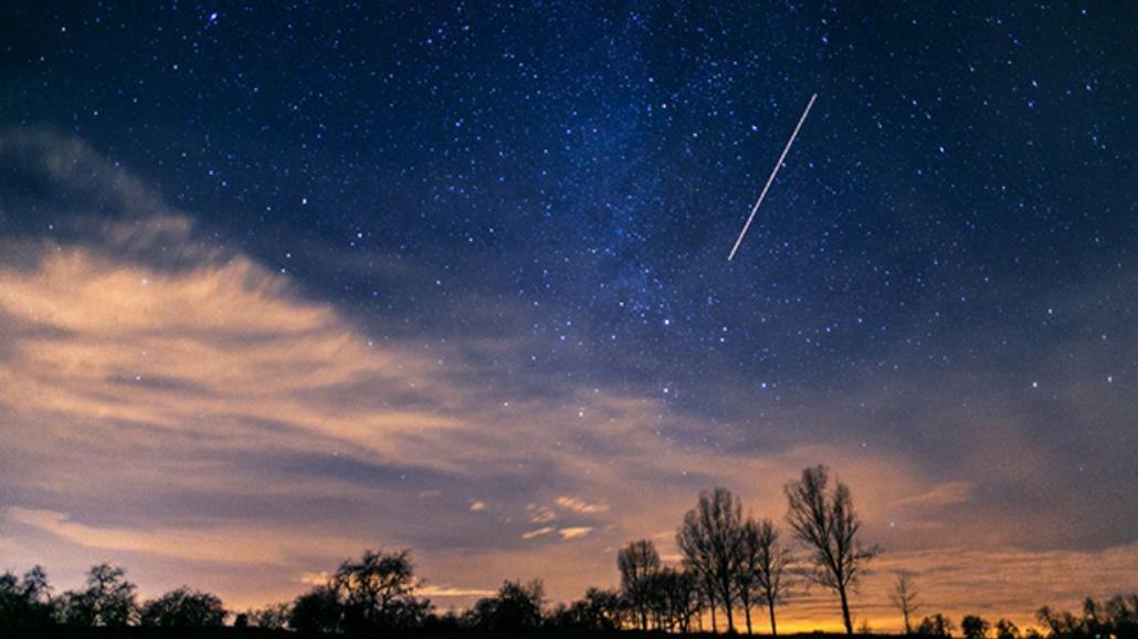 Kwadrantydy 2014. Spadające gwiazdy na styczniowym niebie [ZDJĘCIA]