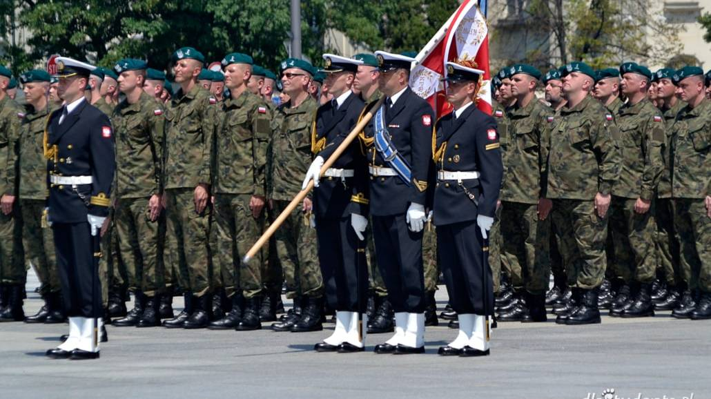 Promocja oficerska w Warszawie [ZDJĘCIA]