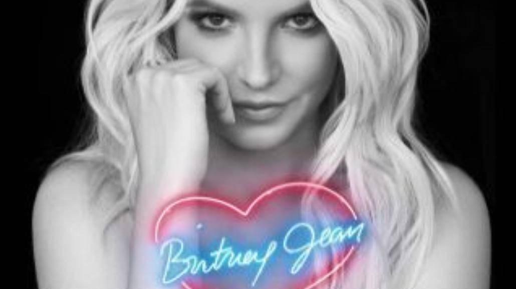 """Britney Spears ujawnia okładkę """"Britney Jean"""""""