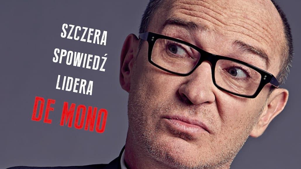 Na Krzywy ryj - szczera spowiedź lidera De Mono
