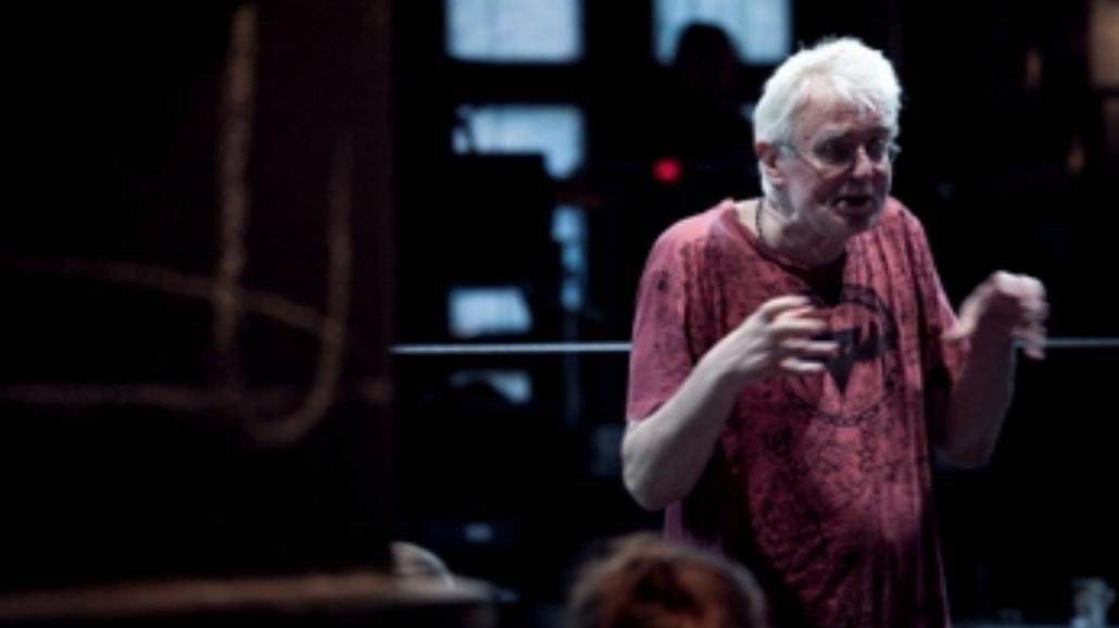 Lupa eksperymentuje w Teatrze Polskim