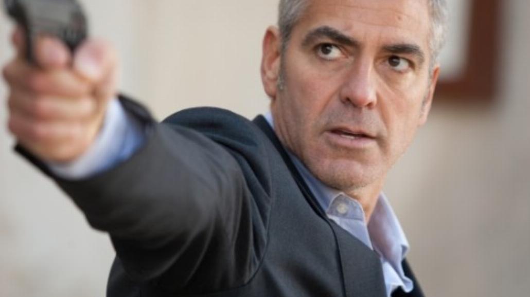 Zabójczo przystojny George Clooney (FOTO)