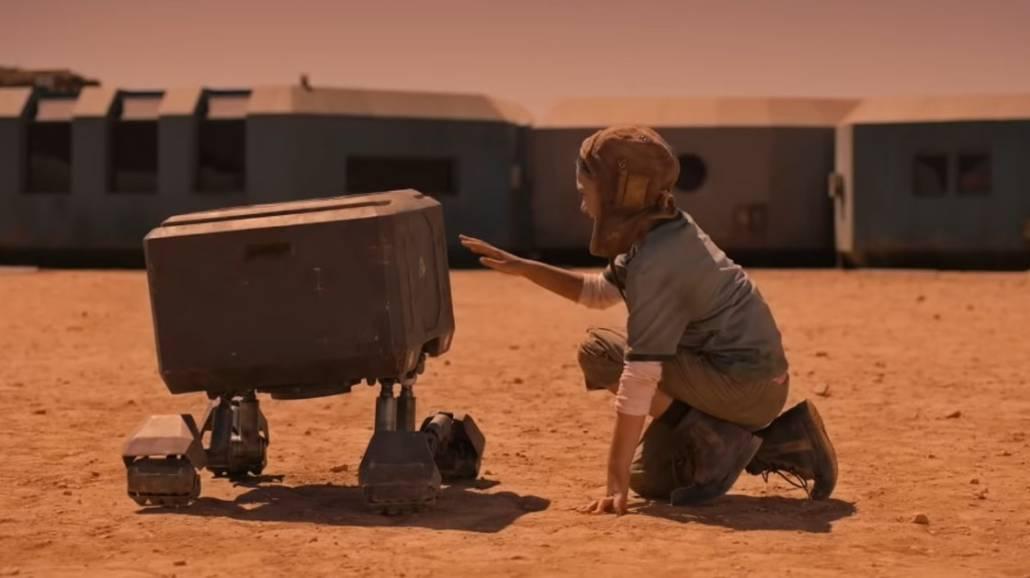 Settlers film 2021 zwiastun