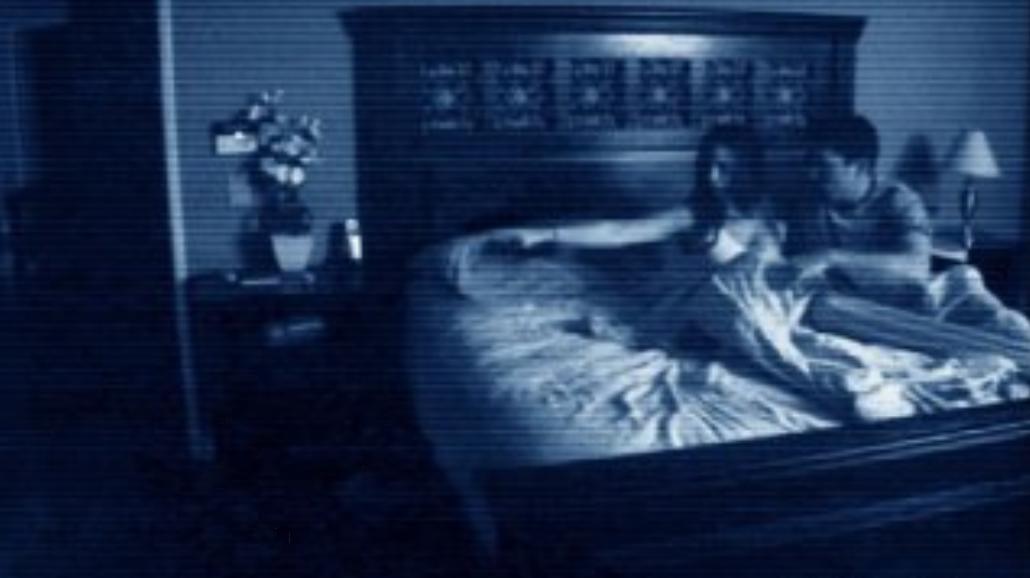 """Paranormal Activity"" ze 100 mln dolarów na koncie"