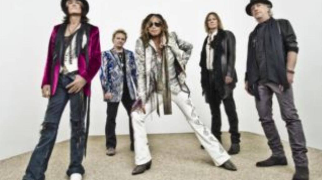 Obejrzyj nowy teledysk Aerosmith