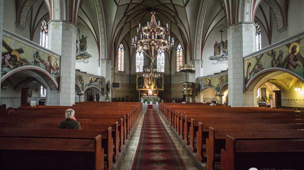 Byliśmy tam! Czy w parafii św. Jacka w Legnicy zdarzył się cud?