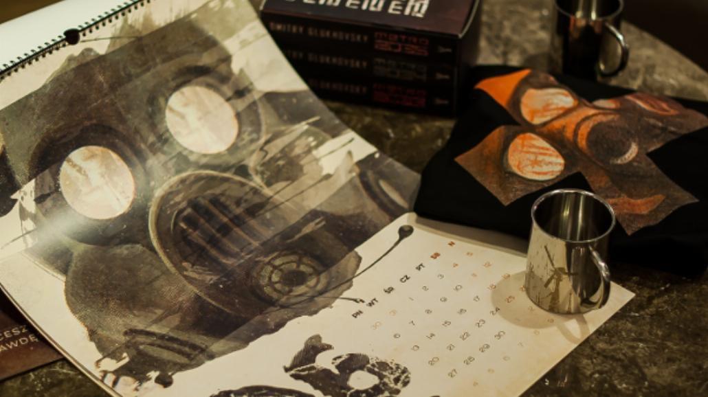 Postapokaliptyczna kolekcja gadżetów dla fanów serii Metro 2033