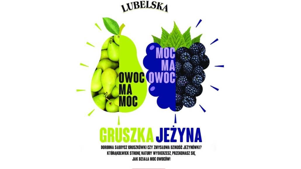 Nowa moc owocÃłw od Lubelskiej! [+18]