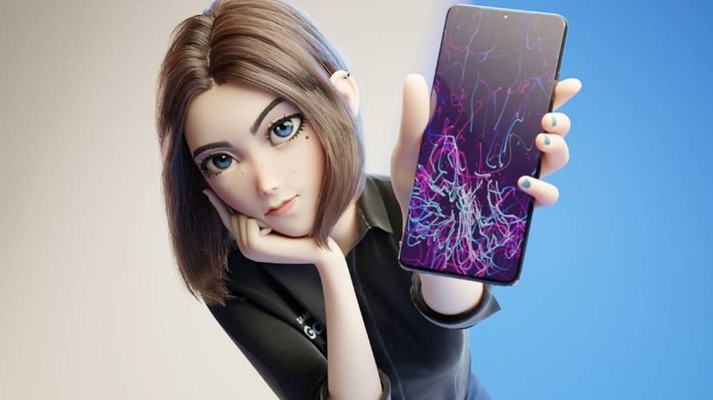 Nowa wirtualna asystentka od Samsunga