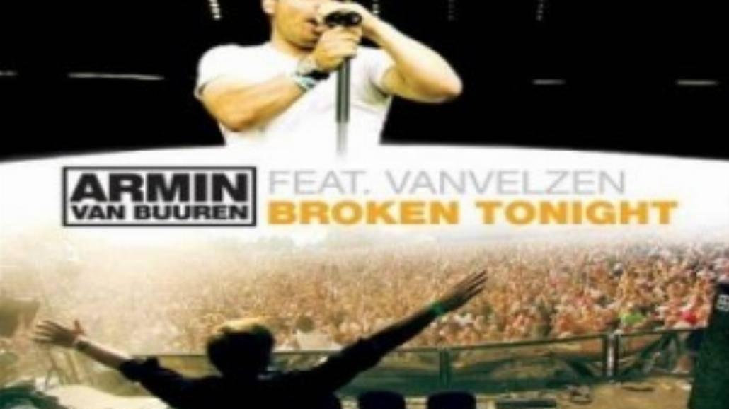 Armin Van Buuren feat. Van Velzen - Broken Tonight