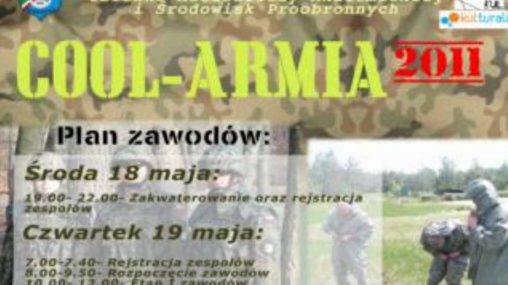 COOL-ARMIA 2011