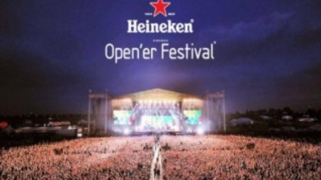 Heineken Open'er godzina po godzinie