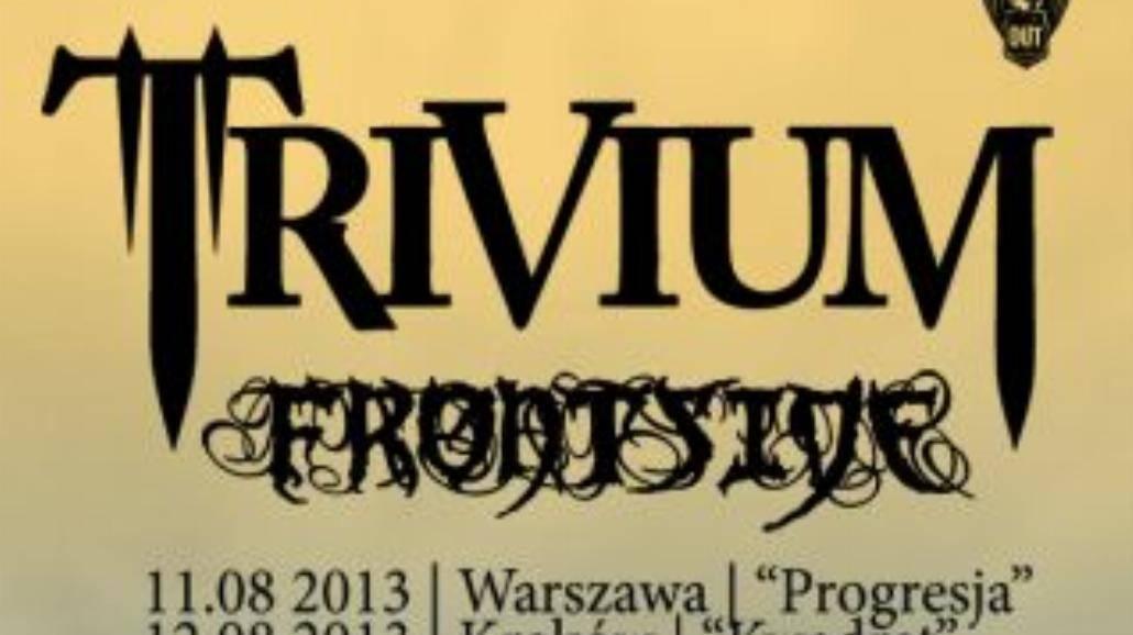 Znamy kolejny support przed Trivium
