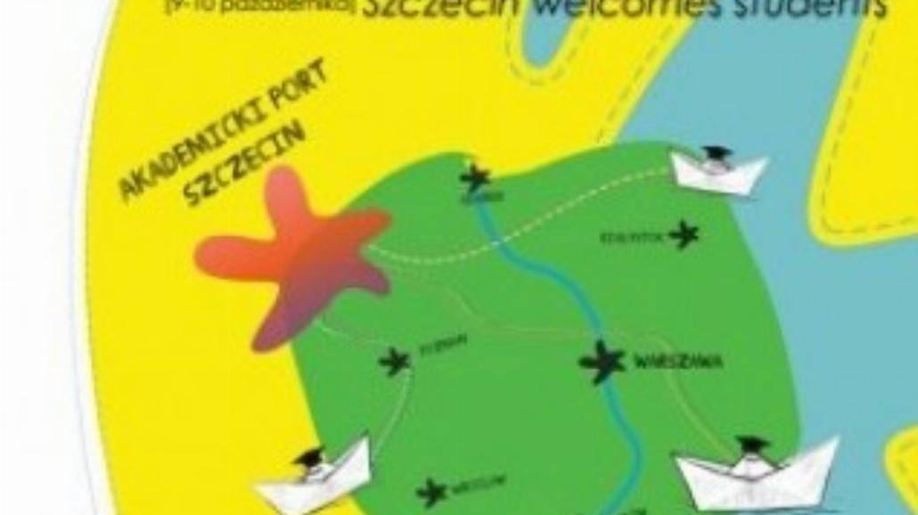 Szczecin wita studentów