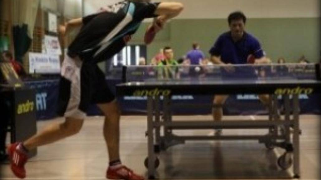 Podsumowanie AMP w tenisie stołowym
