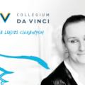 Drzwi otwarte z Aniołem Collegium Da Vinci - drzwi otwarte, uczelnia, rekrutacja, CDV, spotkanie