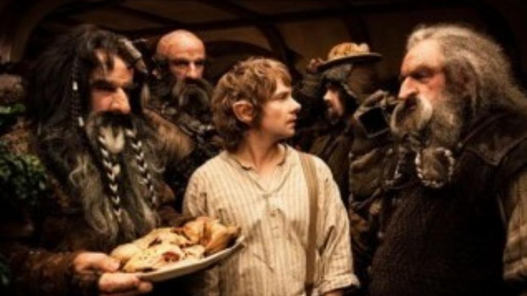 """""""Hobbit"""" w 3D wywołał u widzów zawroty głowy"""