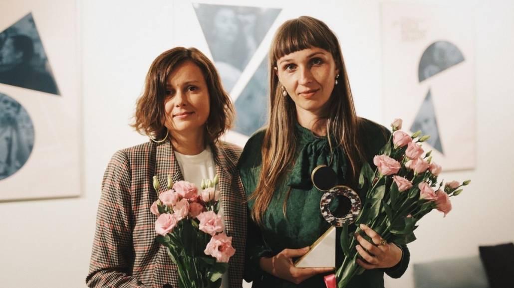 Małgorzata Goliszewska i Katarzyna Mateja