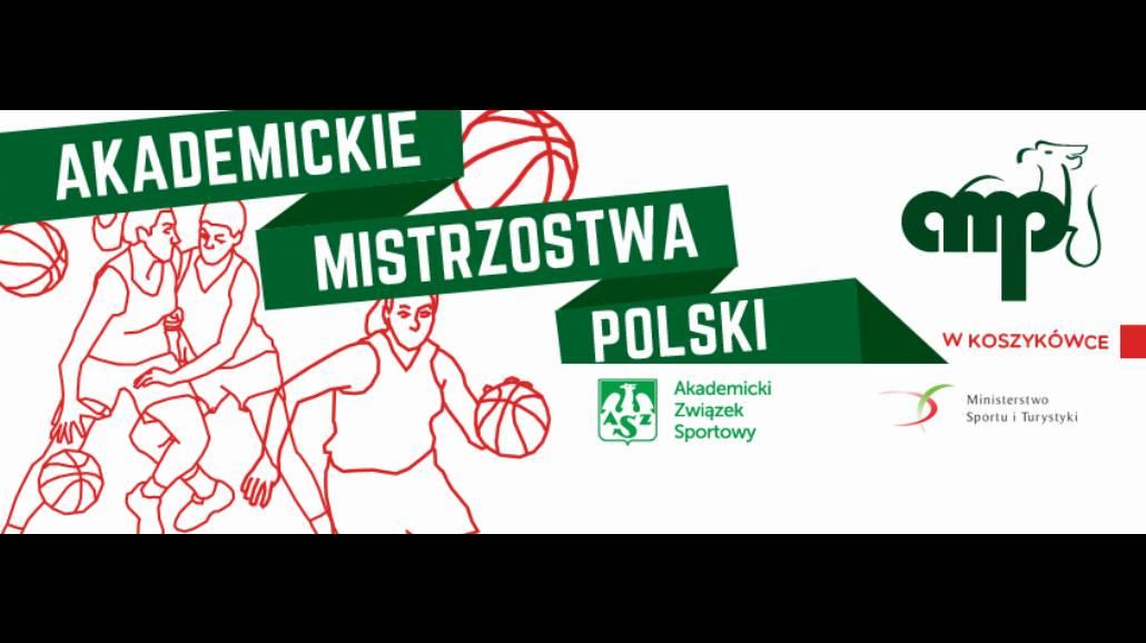 Studentki powalczą o finał AMP w Koszykówce