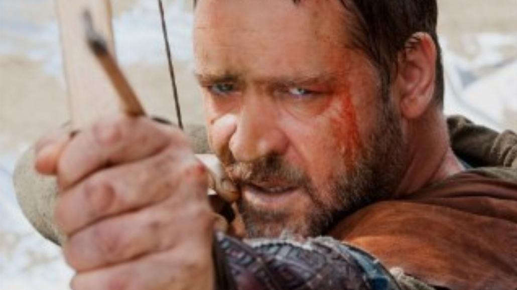 "Historia banity - ""Robin Hood"" Scotta już na DVD"