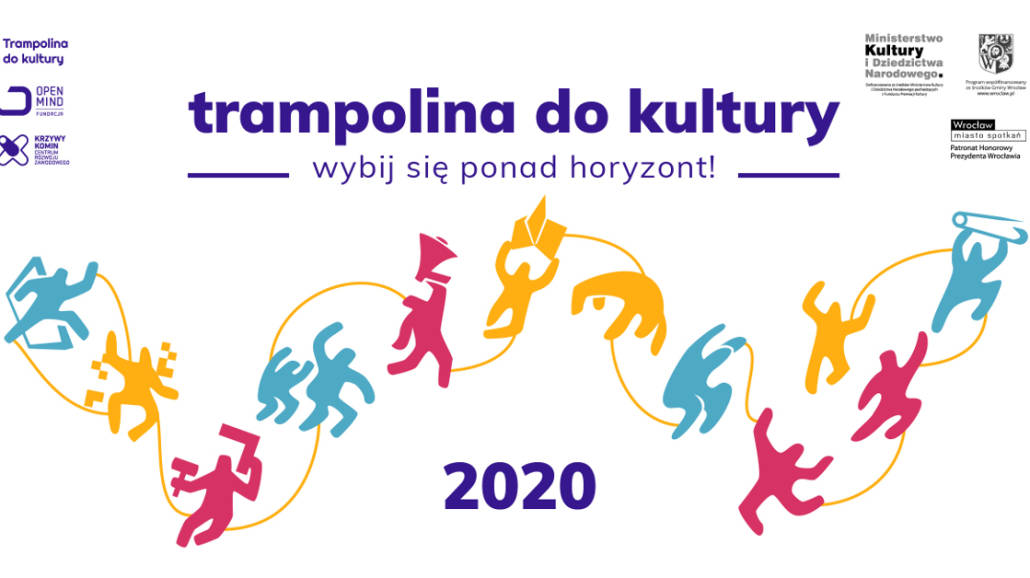 Trampolina do kultury 2020