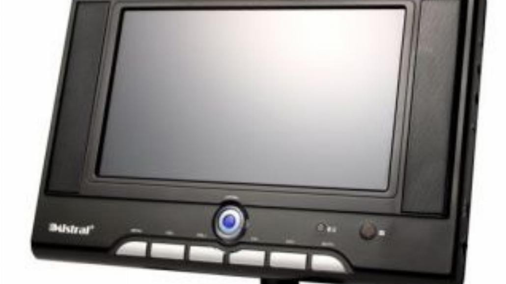 Trzymaj LCD w... kieszeni