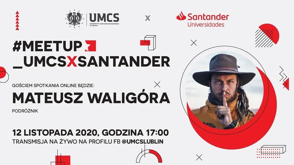 Mateusz WaligÃłra #meetup_UMCSxSantander 2020