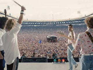 """""""Bohemian Rhapsody"""" przedpremierowo w IMAX - Cinema City, Wroclavia, Wrocław, film, kino"""