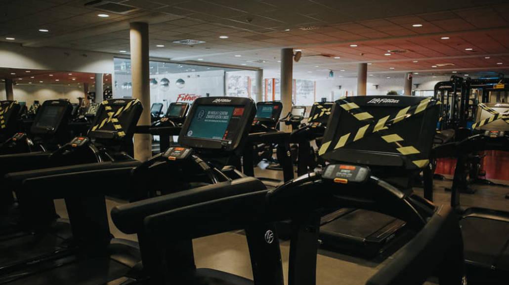 siłownie w Polsce znÃłw otwarte