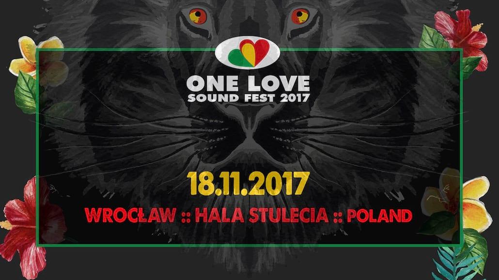 One Love Sound Fest startuje juÅź niebawem!