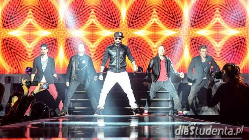 Backstreet Boys zagrali w Polsce [ZDJĘCIA, WIDEO]