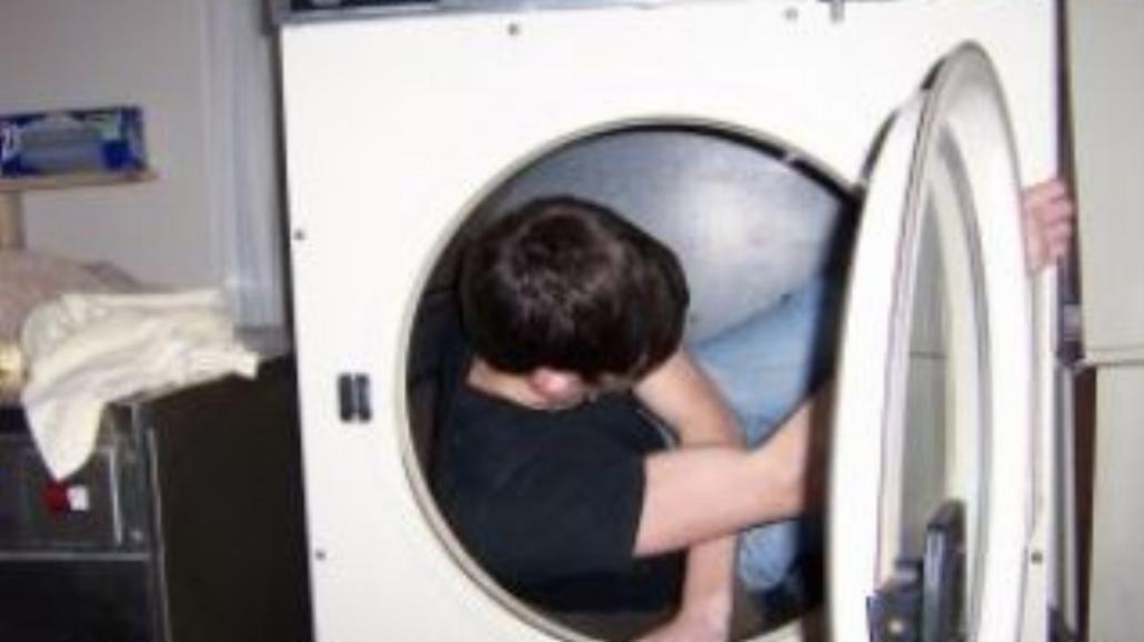 Mężczyźni do pralek