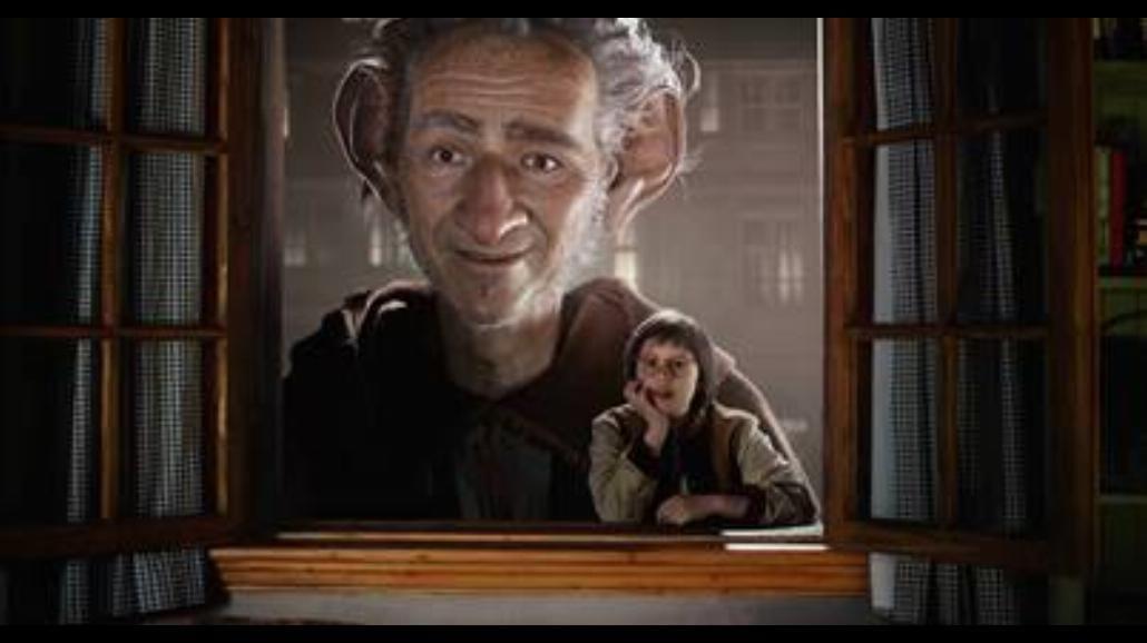 """Zobacz jak wygląda """"BFG: Bardzo Fajny Gigant Spielberga""""!"""
