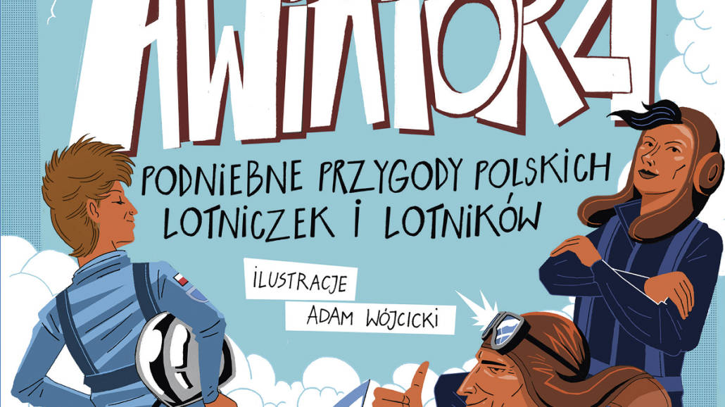 Anna Litwinek - Awiatorzy