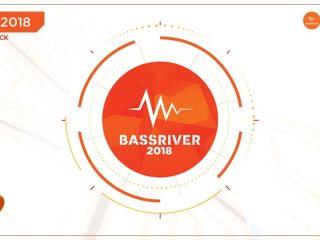 Znamy lineup BassRiver 2018 - festiwal 2018, letnie festiwale 2017, Breaky Vibes, Futudrama, Audioriver
