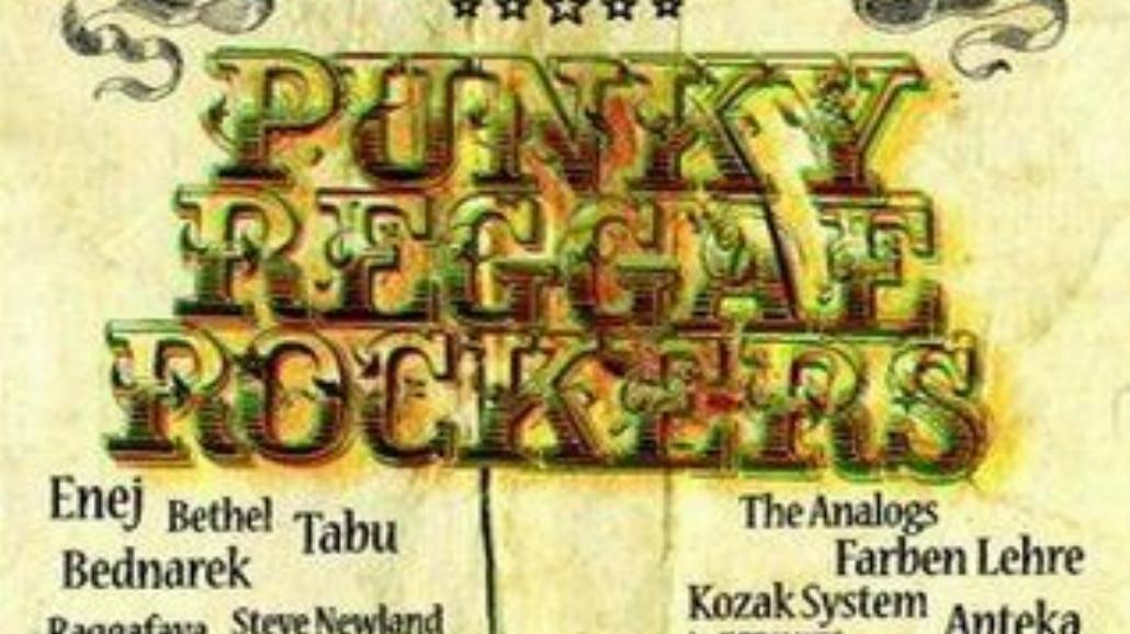 Piąta część Punky Reggae Rockers