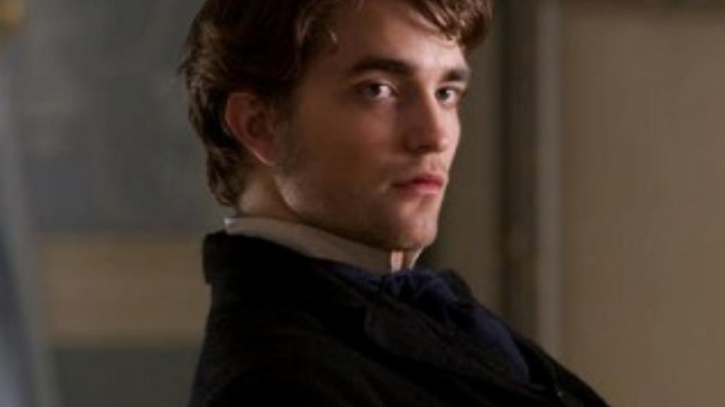 Pattinson uwodzi panie w Heliosie