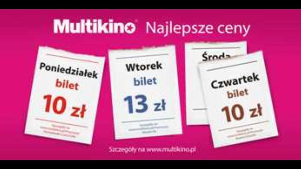 Promocje cenowe we wrocławskich Multikinach