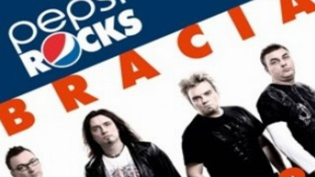 Pepsi Rocks: Bracia w Warszawie