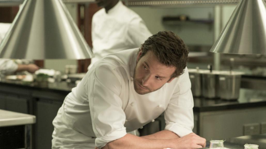 """Bradley Cooper już niebawem w filmie """"Ugotowany"""""""
