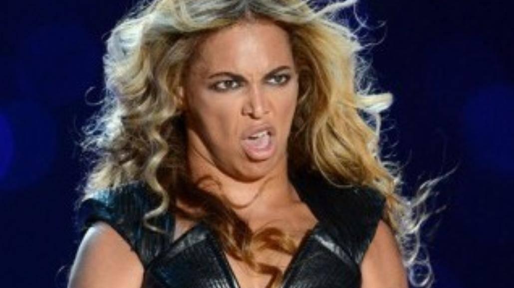 Beyonce zbanowała fotografów