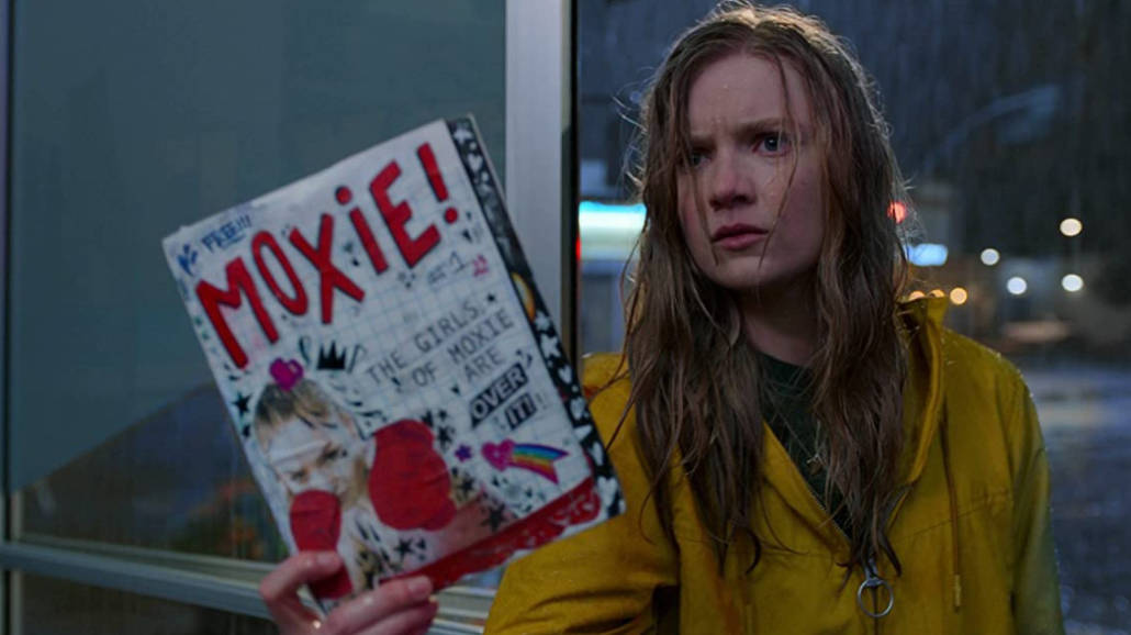 Moxie - film 2021
