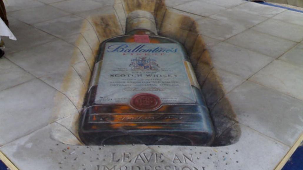 Niesamowite rysunki na chodniku: Julian Beever