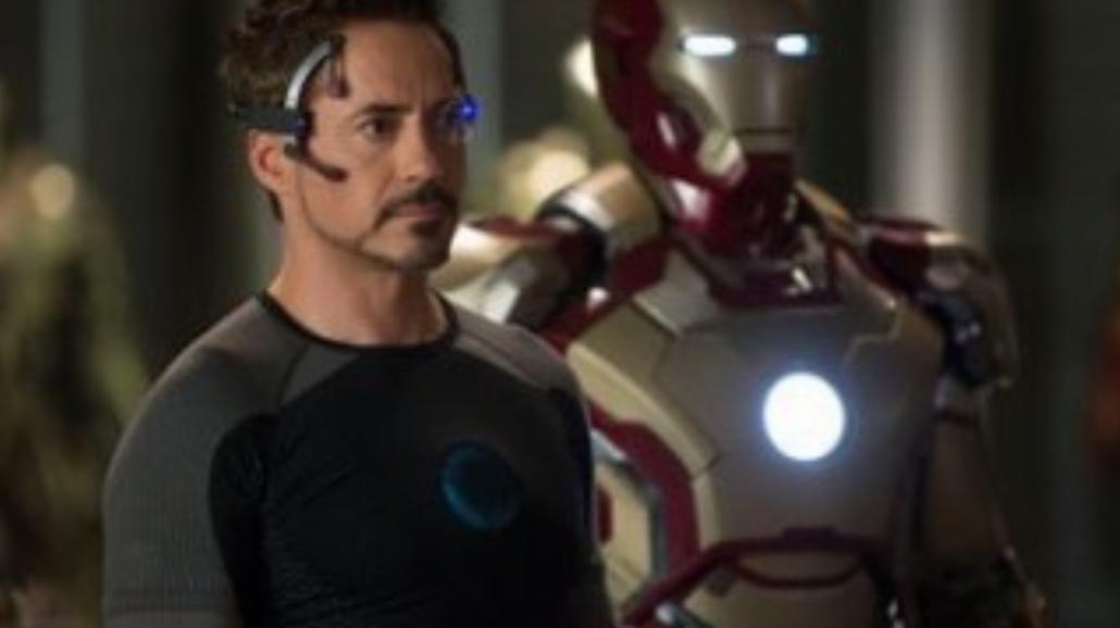 """Iron Man 3"" komedią?"