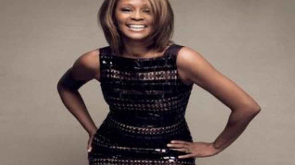Nowa płyta Whitney Houston w poniedziałek