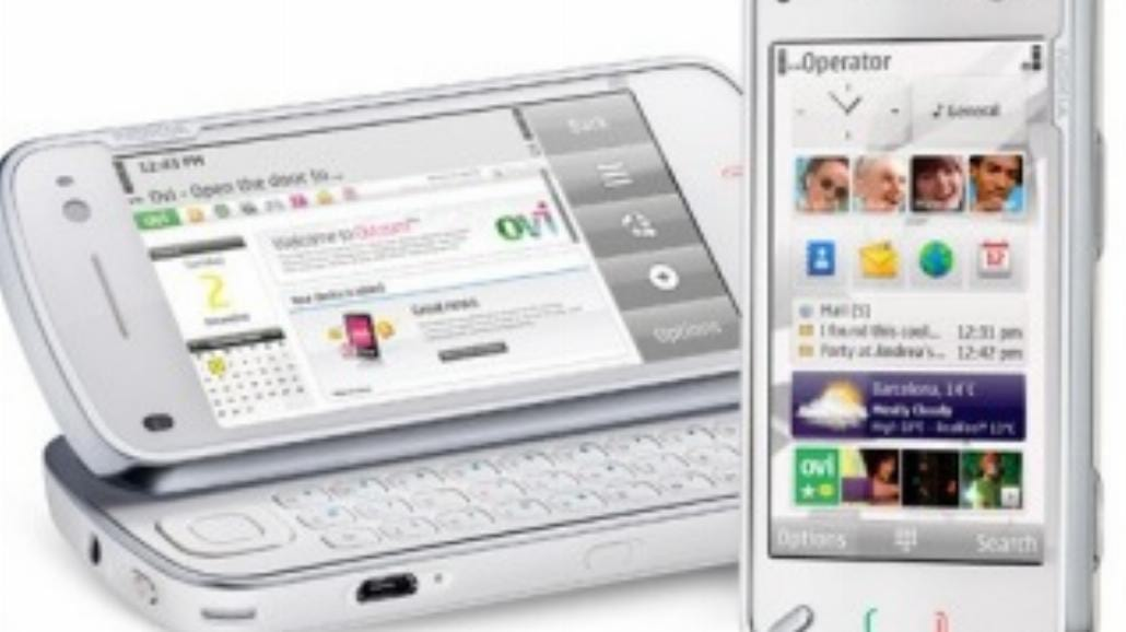 Oto nowa Nokia, model n97